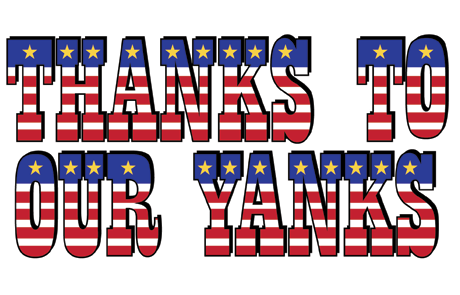 Thanks To Our Yanks